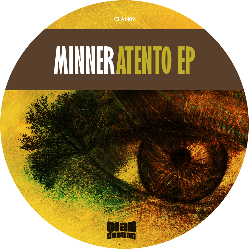 Minner - Breathe Again EP