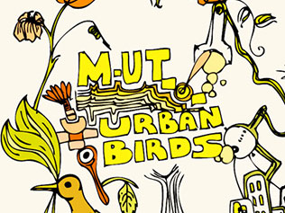 M ut – Urban Birds (CLAN04)